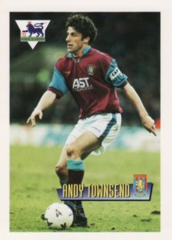 1996-97 Merlin's Premier League #7 Andy Townsend Front