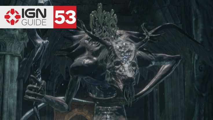 Dark Souls 3 Walkthrough: Oceiros The Consumed King Boss Fight (Part Fifty Three) Welcome to IGN's Walkthrough for Dark Souls 3. In part fifty three we defeat the optional mad and former lord of Lothric: Oceiros the Consumed King.    For more Dark Souls 3 Guide Help check out IGN's wiki at http://ift.tt/1YqE8Kn May 03 2016 at 06:43PM  https://www.youtube.com/user/ScottDogGaming