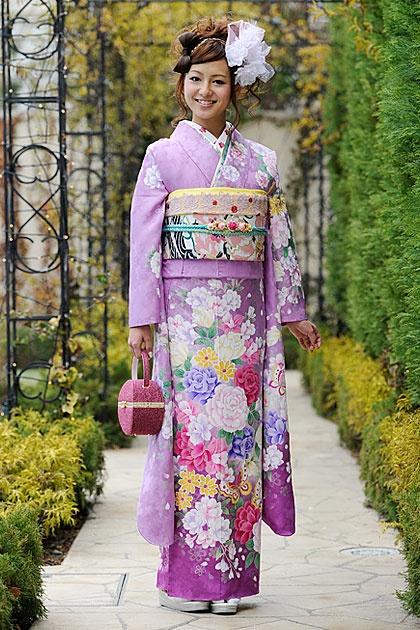 Geishas & Kimonos ~