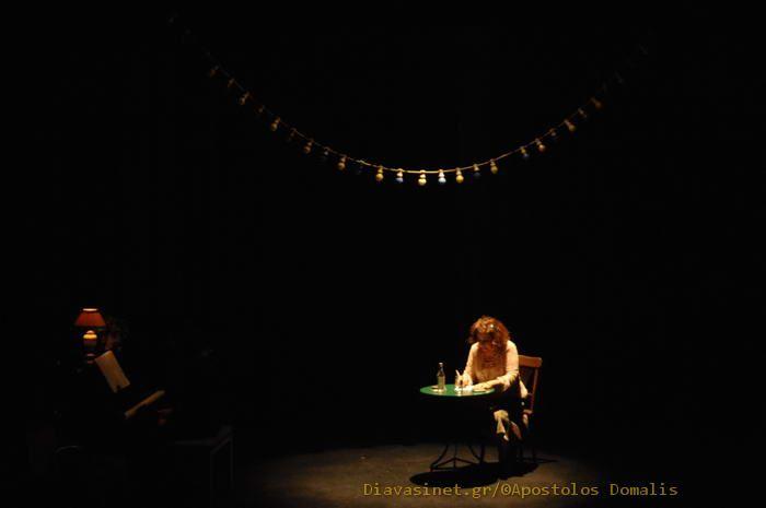 Η Ρόζα η ναζού - Εικόνες από την παράσταση στο Θεσσαλικό Θέατρο