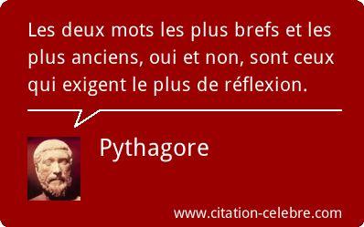 Pythagore Astronome, Mathématicien, Philosophe, Scientifique