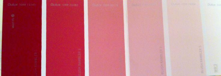 dulux blush rambler paints bedroom ideas pink. Black Bedroom Furniture Sets. Home Design Ideas