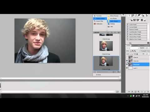 HOW TO: make .gif animation using pictures (CS5) - EASY QUICK GUIDE - YouTube