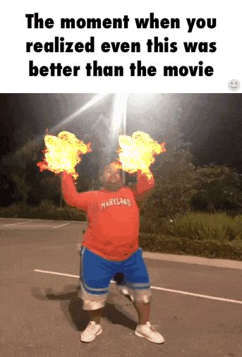 The moment when you realized even this was better than the avatar the last airbender movie / iFunny :)