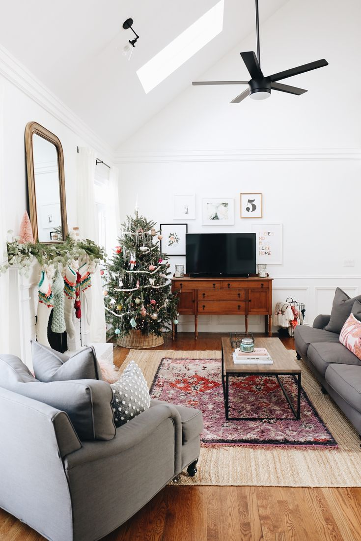 Holiday Home Tour // Garvin & Co.