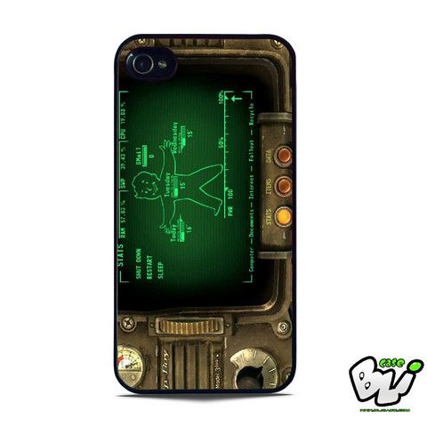 Fallout Pipboy Rainmeter iPhone 5 | iPhone 5S Case