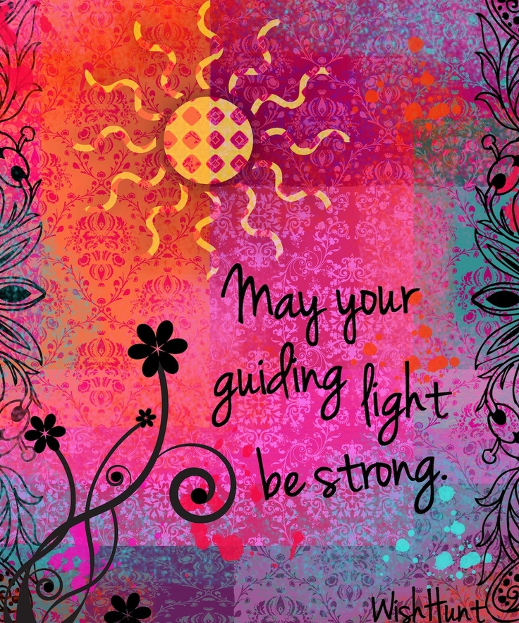 May you guiding light be strong <3<3 For more quotes on #motivation, visit http://www.quotesarelife.com/