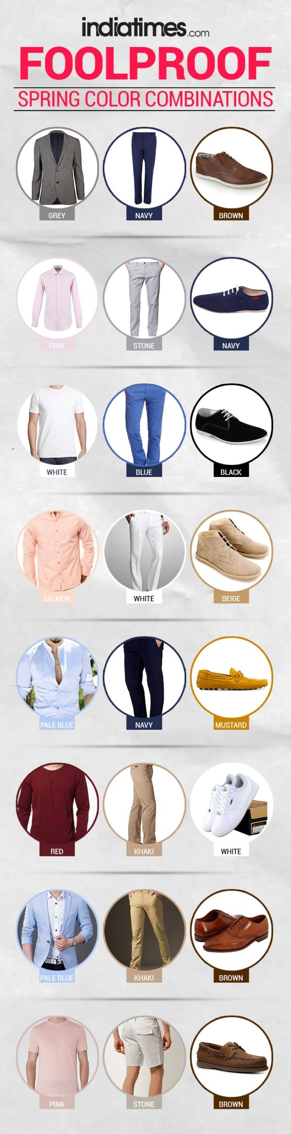 Men's fashion tip