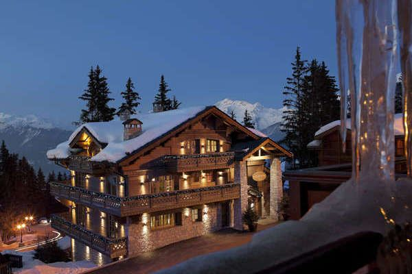 Catered ski chalet Ormello in Courchevel 1850 #France #Courchevel #1850 #snow #ski #catered