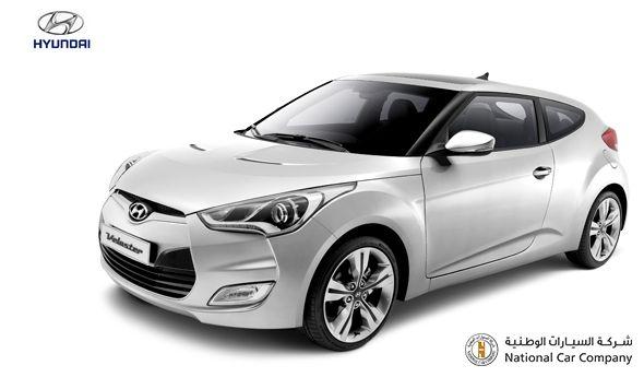 2015 Hyundai Veloster,  Unique Styling #HyundaiVeloster #HyundaiQatar