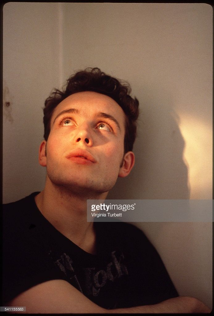Adam Ant, portrait, London, 29 July 1980.