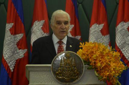 Academician Dr. Mircea Constantinescu-European Academy