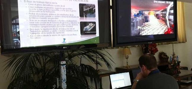 Prevención al día: Proyecto Europeo Imoshion. El cual consiste, entre otras cosas, de aplicar la gamificación a la Prevención de Riesgos Laborales http://www.diariosur.es/v/20140214/malaga/colabora-proyecto-para-prevenir-20140214.html