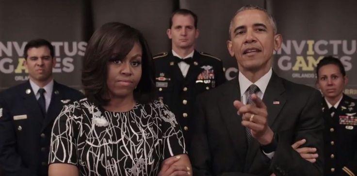 Les Obama, le prince Harry et Elizabeth II se clashent sur Twitter