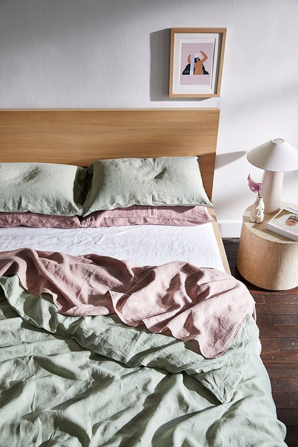 The Bed Threads Build Your Own Bundle Aesthetic Bedroom Apartment Decor Bedroom Design