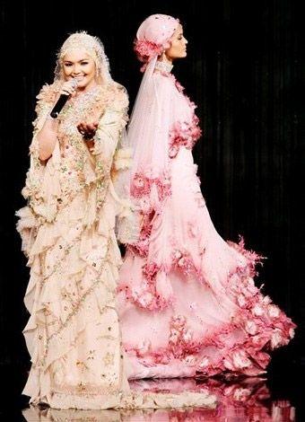 1000 Ideas About Muslimah Wedding Dress On Pinterest