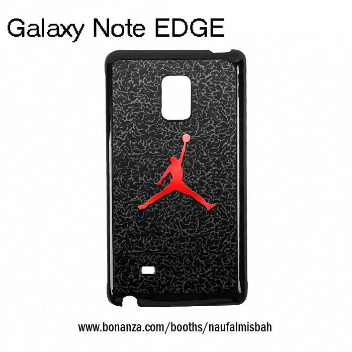 Air Jordan Art Samsung Galaxy Note EDGE Case Cover
