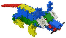 Clics speelgoedmuis maken