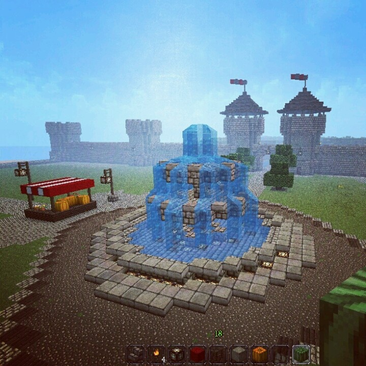 1000+ Images About Minecraft City Ideas On Pinterest   Mansions