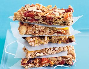 Make Your Own Mix and Match Energy Bars
