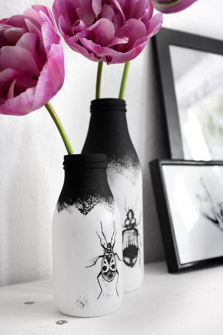 DIY FLOWER VASE // Katarina Natalie for Panduro 2016