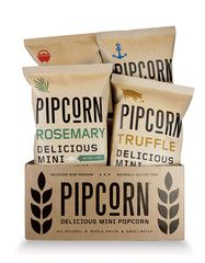 Best dang popcorn I have ever had. I really wished they had it in stores near me :( so yummy! Pipcorn SHARK TANK 4 Pack