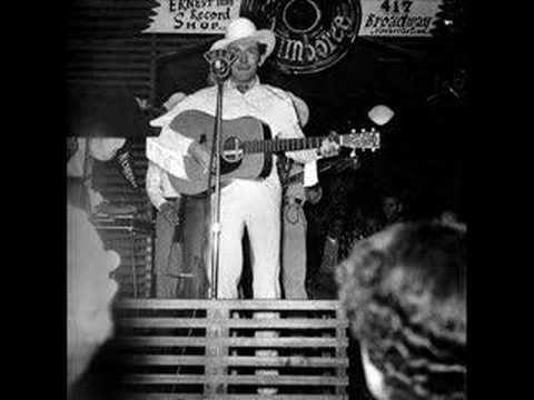 Jambalaya on the Bayou - Hank Williams