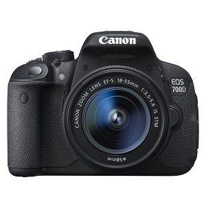 Canon EOS 700D avec 18-55mm IS STM Kit Appareil photo numérique - Reflex