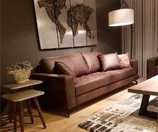 Dutch Leather Collection - Leder bank Den Haag - Colorado Eco Leder