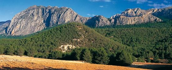 Sierra Espuña Regional Reserve Mercia Spain - what a truly great place to visit, stunning scenery, I'd go again tomorrow