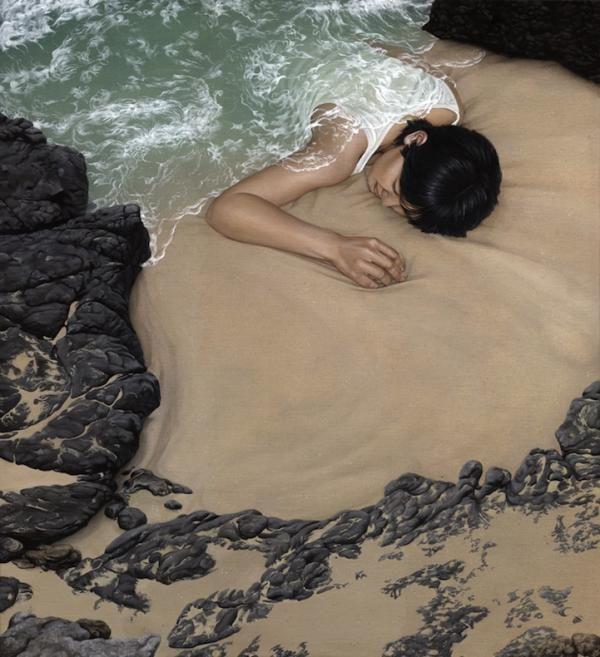 Berlin, Germany-based artist Moki finds inspiration in Japanese artist Hayao Miyazaki's work