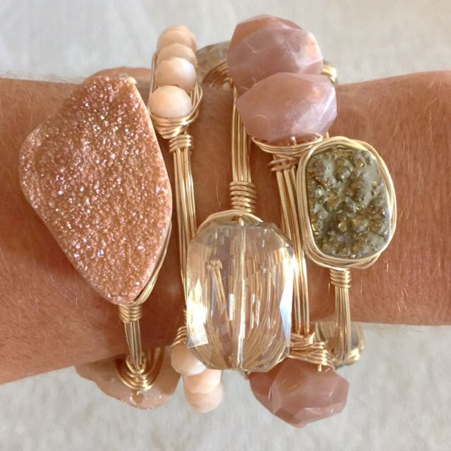 Love these bauble bangles to go with the shorts!