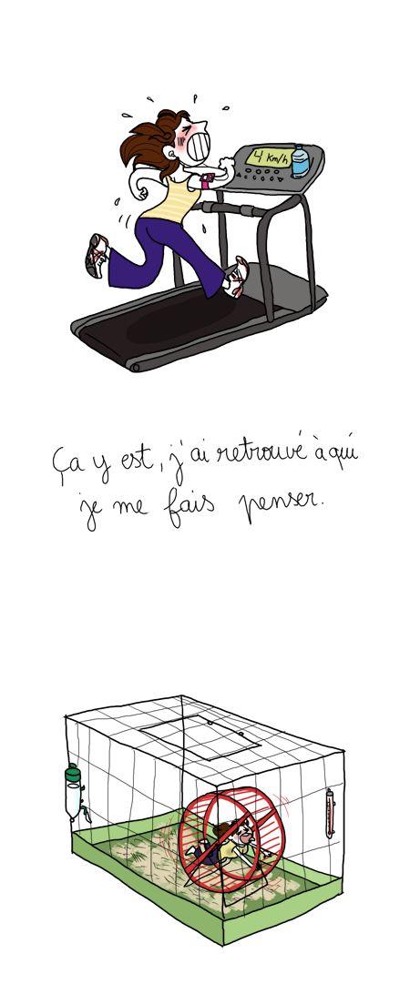"""Mon nouvel animal totem"" by Penelope Jolicoeur"