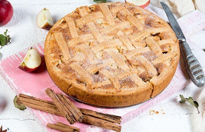 Παραδοσιακή μηλόπιτα