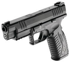 Springfield Armory XDm 9mm 4.5inch. One of the most accurate 9mm on the market.