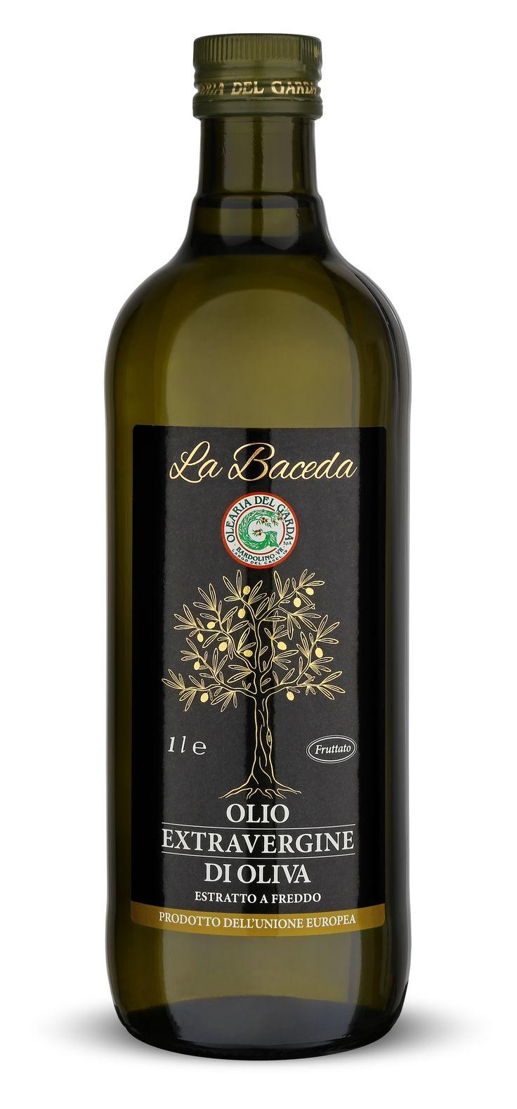 Oleria del Garda ** Olio Extravergine di Oliva La Baceda / 1l ** Italien ** Gardasee  http://www.flaschenhandel.com/Oleria-del-Garda-Olio-Extravergine-di-Oliva-La-Baceda-1l