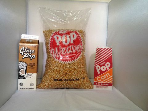 Popcorn Supplies Special