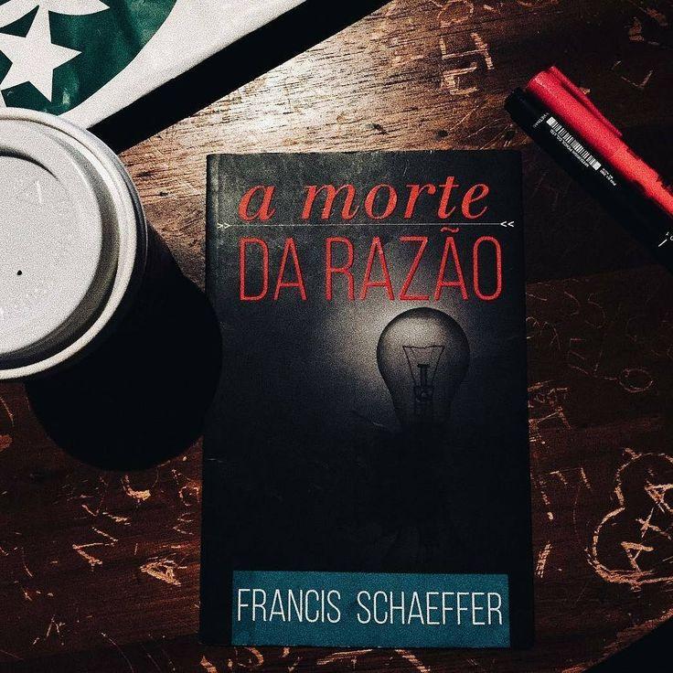 """1,016 curtidas, 11 comentários - Ultimato (@editoraultimato) no Instagram: """"Um café pra acompanha uma boa leitura: A Morte da Razão, de Francis Schaeffer. . 📸 A foto é da…"""""""