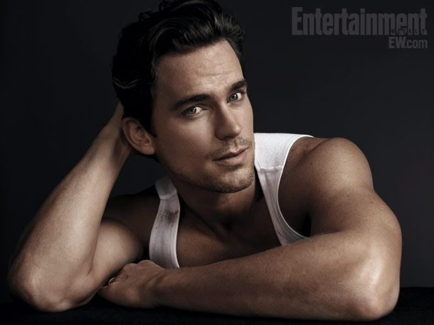 Magic Mike. Still not sure about him playing Christian Grey....