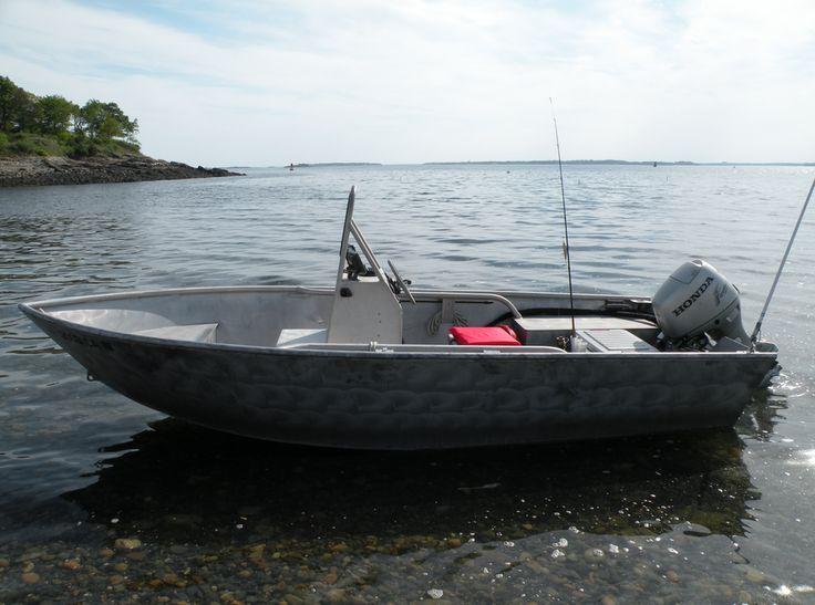 Aluminum Center Console | Tin Boats | Pinterest | Boats, Center console and Consoles