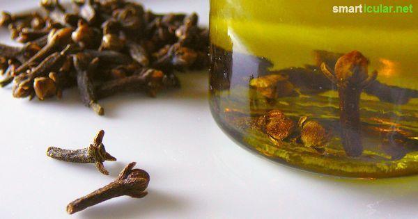 Gewürznelken als vielseitiges Heilmittel - 13 Anwendungen für Nelken