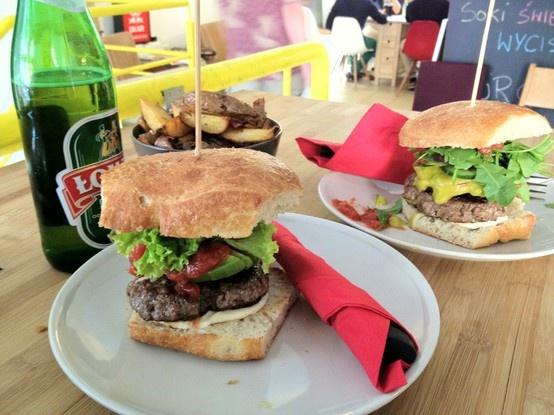 Burgery w Love Krove w Krakove. Tfu! Krakowie!