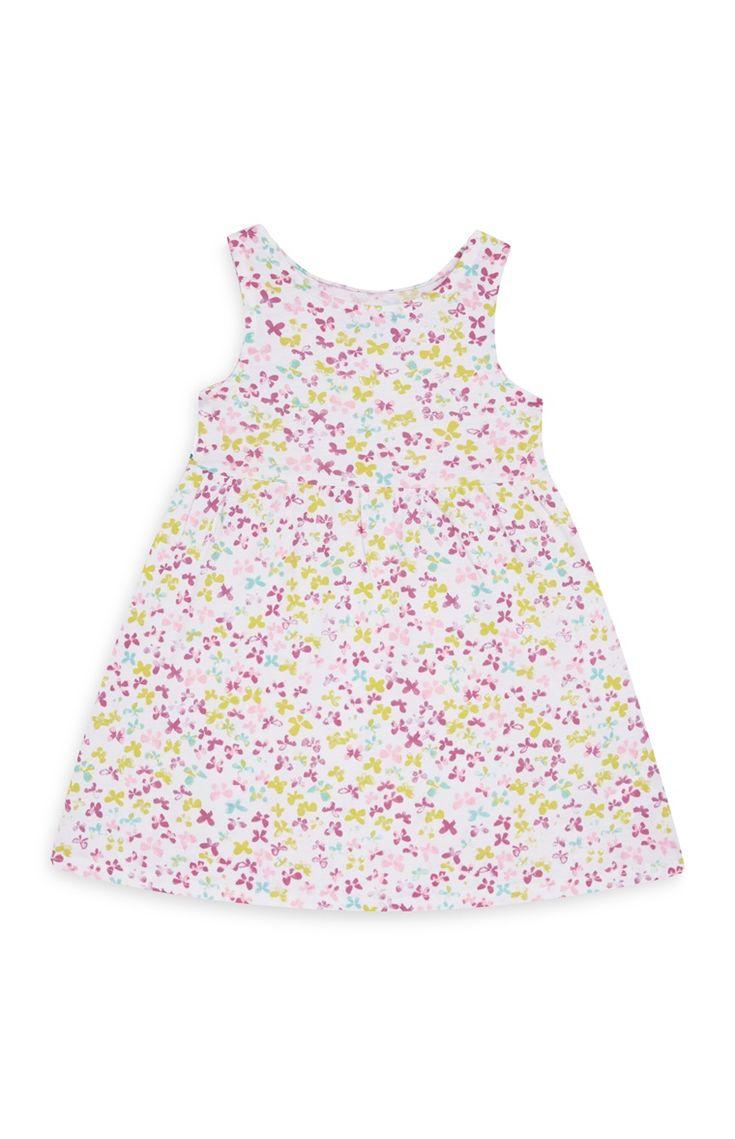 Primark - Robe � fleurs en jersey b�b� fille