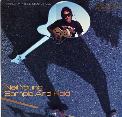 """Neil Young - Sample And Hold (Vinyl) at Discogs 1982/12"""" 45 RPM"""