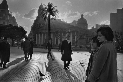 Buenos Aires 1960 Photo: Rene Burri