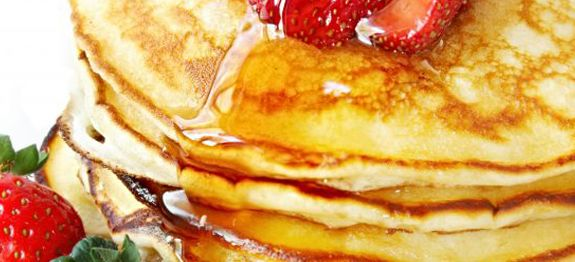 Make an amazing homemade pancake batter from scratch for the best pancakes you'll ever have. All easy steps and ingredients with this awesome recipe.
