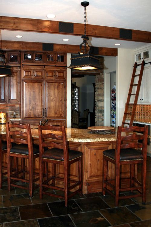 223 best images about house on pinterest house plans for Butternut kitchen cabinets