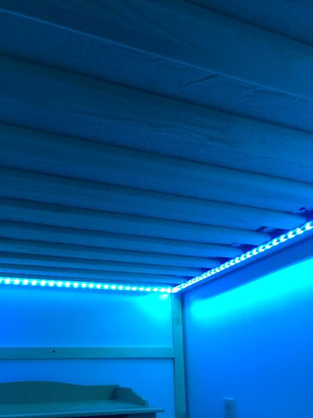 $25 KURA lighting mini-hack - IKEA Hackers