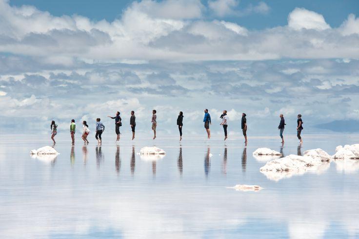 Stunning Photos Taken On Salar de Uyuni, The World's Largest Salt Flat (PHOTOS)