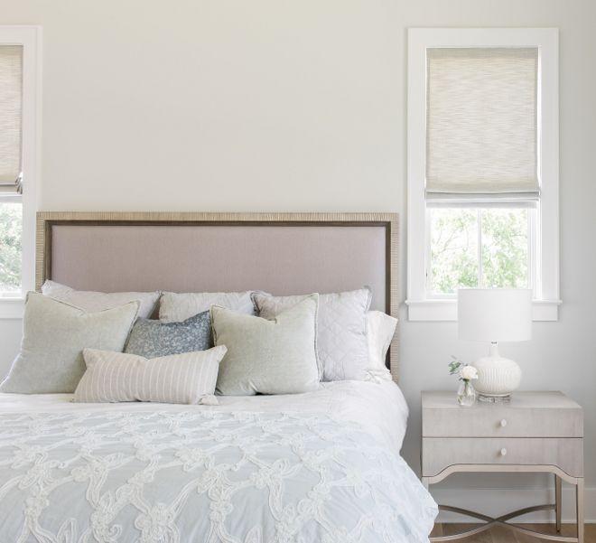 Neutral Paint Color For Bedrooms Benjamin Moore Winter Orchard Neutral Paint Color Bedroom Interior Bedroom Paint Colors Benjamin Moore Interior Design Bedroom
